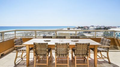 Photo for 2 Bedroom Gulf Front - Elite Terrace Unit/Premier Benefits are included!