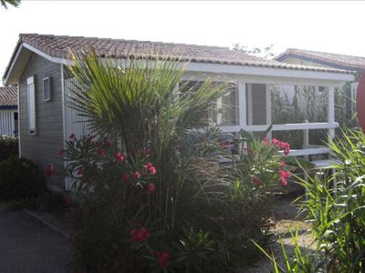 Photo for 1BR Mobile Home Vacation Rental in GRUISSAN