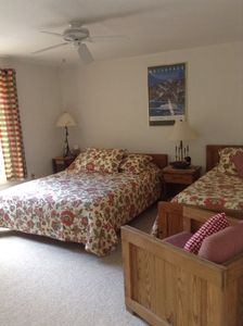Photo for Gore Mnt. Adirondack Ski Vacation Rental Unit 55P