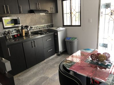 Photo for Studio double with kitchen and bathroom, fully equiped