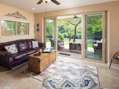 Photo for Amazing 3/2 Condo on the Guadalupe River sleeps 8!
