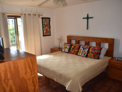 Photo for Mexican 3 bdr decorated condo in Marina Vallarta