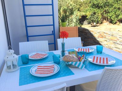 Photo for 'The spot' at Odeceixe village, 2 rooms, with terrace, ideal for 5