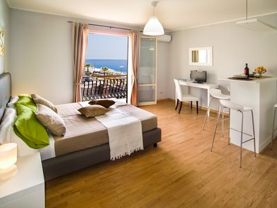 Photo for Apartment Sea Marconi 10 meters from the Sea