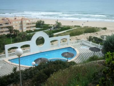 Photo for Cullera: Duplex located in front of the Cullera lighthouse / Dossel beach