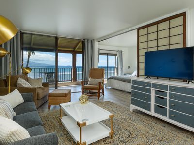 Photo for Luxury Oceanfront Condo Fully Remodeled in 2018 - Sleeps up to 6