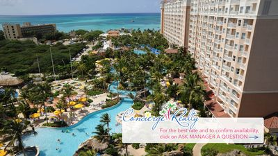 Photo for Aruba Surf Club two bedroom villa--Over 500 Reviews!