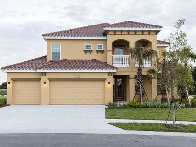 Photo for Spectacular 6bd Orlando villa w/ priv facing pool + game room & more. BOOK NOW!