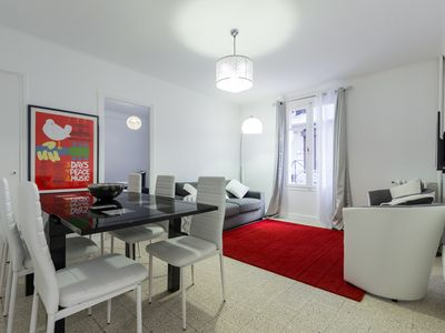 Photo for Modern 3 rooms in the heart of old Nice