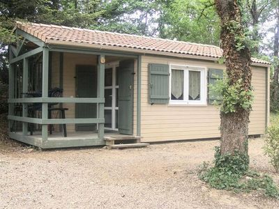 Photo for Camping Au Bois Dormant *** - 3 Rooms Chalet 5/7 People