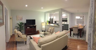 Photo for Newly Remodeled Designer Home 20mins to Disneyland
