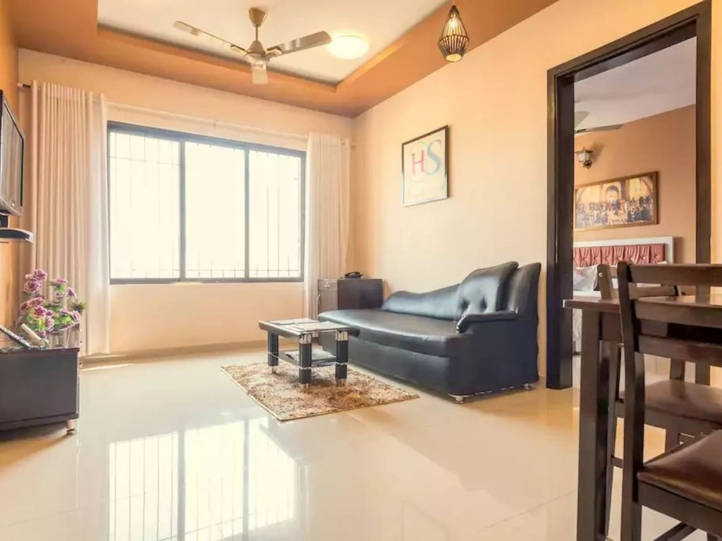 2 BR service apartment in Goregaon East
