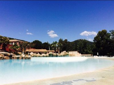 Photo for Restanques Saint-Tropez, lake, park, pools, sports, courses, shows, all inclusive