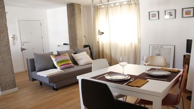 Photo for Abastos-area apartment in Valencia