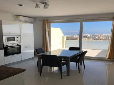 Photo for Brand new penthouse, sunny terrace , two bedrooms , two showers, sleeps 6 max