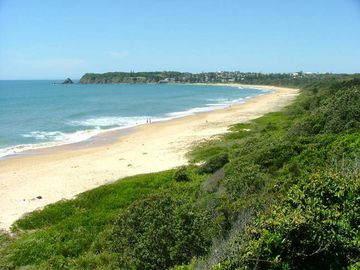 Seashells Beach, Diamond Beach, New South Wales, Australia