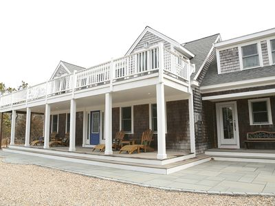 Fabulous house with lots of porches