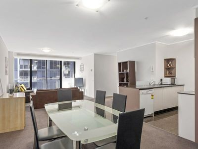 Photo for 2 bedrooms apt in Southbank with Free Wifi and parking. Close to Casino