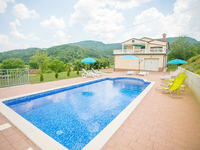 Photo for Villa Maria with Private Pool in Buzet