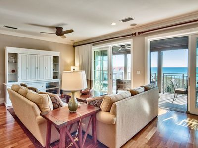 Photo for 3BR ☀The Lookout☀Luxurious Waterhouse- Apr 20 to 23 $1137! 30A -Seacrest Beach