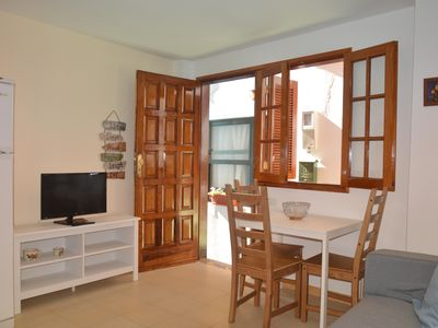 Photo for Spacious La Niña apartment in San Sebastián de la Gomera with .