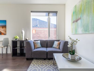 Photo for Bright and Modern flat Near Restaurants