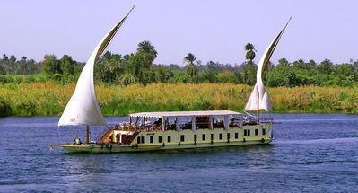 sail the Nile in Style