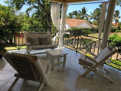 Photo for Kids-friendly Villa,  private pool, secured residence, games area / restaurant