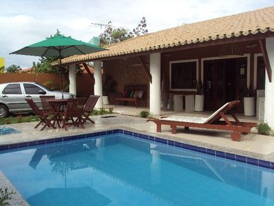Photo for CondParaisoGuarajuba5 / 4 / Suites, 6Bathroom, 18 PeoplePromocãoJANEIROConsult us