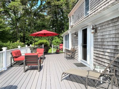 Photo for Close to Beach- A/C Units - Dog Friendly - Private location - Welcome to Cranberry View