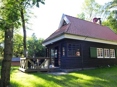 Photo for Rustic cottage | u directly on the wild. Amusement park Ostrittrum