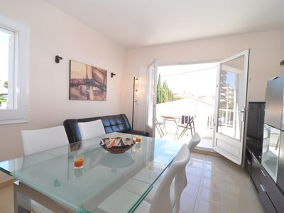 Photo for APARTMENT IN THE PORT OF L'ESCALA - COSTA BRAVA