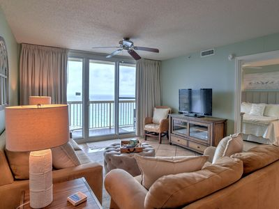Photo for Pelican Beach Resort BEACH FRONT Penthouse