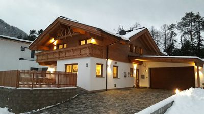Photo for Ötztal-Sennerhäusl - Luxurious dream holiday home in the Ötztal at the top