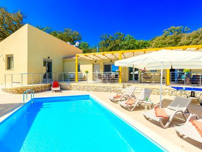 Photo for Villa Trules with private swimming pool and jacuzzi - Four Bedrooms, Sleeps 9