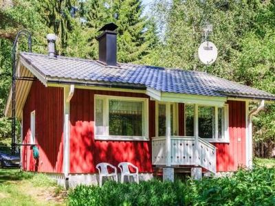 Photo for Vacation home Hassonranta in Parikkala - 5 persons, 1 bedrooms