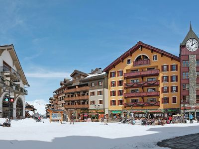 Photo for Authentic apartment located in the center of Les Arcs 1950