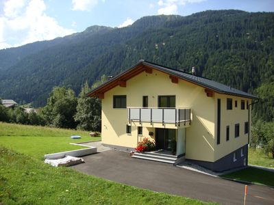 Photo for In the middle of nature and yet centrally located with balcony, sauna house, free Wi-Fi