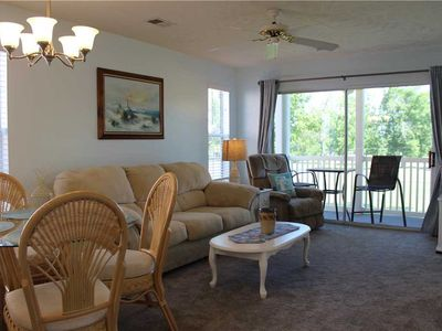 Photo for Great views overlooking the intracoastal  waterway!!