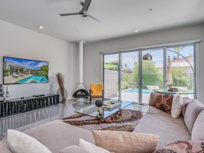 Photo for Modern Twin Palms Home