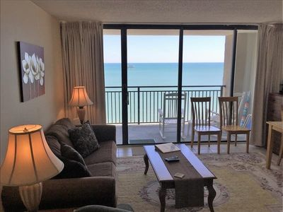 Photo for Are you looking for views of the ocean from the living room; then look no further!!