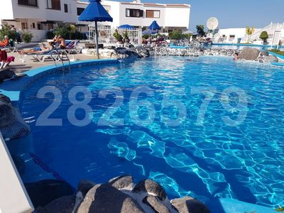 Photo for Directly on the sea, 2 bedrooms, great resort with pool