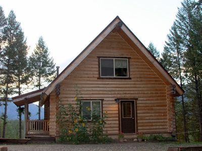 Photo for Jay and Jill's River Cabin (on the Clarkfork near Missoula)