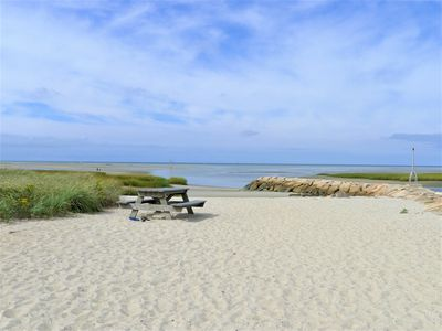 Photo for ENCHANTING COTTAGE LESS THAN A MILE FROM ROCK HARBOR IN ORLEANS! CENTRAL A/C!