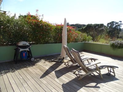 Photo for beautiful apartment 3 bedrooms, 6 people, swimming pool, beach at 150 meters