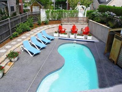 Photo for Sand Simeon - Pet friendly. Heated pool & Central AC