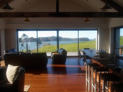 Photo for Private retreat, stunning views and sea access