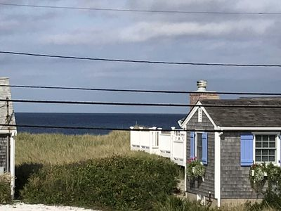 Photo for Watership Dune nestled across the street from East Sandwich Beach.