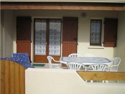 Photo for Holiday Home for 4-6 - sandy beach in 200m distance