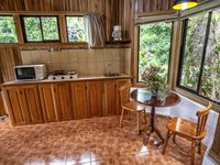 Comfortable,clean,quiet and beautifully located studio with a lovely view.
